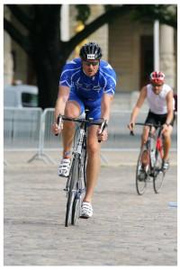 Triathlon - cykel