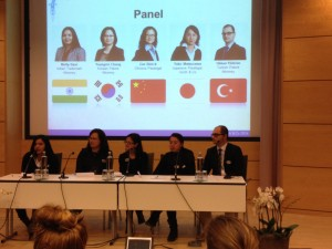 Panel of international representatives of IP experts at Groth & Co